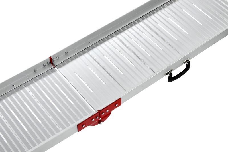hunderampe 183 x 36 cm sehr stabil aluminium f rs auto. Black Bedroom Furniture Sets. Home Design Ideas