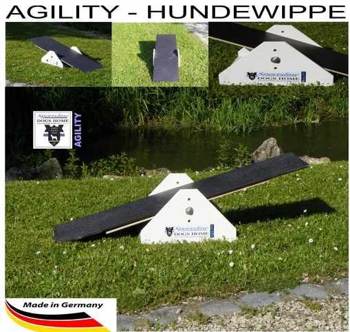agility hundewippe 120 x 45 x 25 cm wetterfest zum. Black Bedroom Furniture Sets. Home Design Ideas