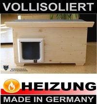 catshome katzenh user katzenhaus aus echtholz bei home of pets. Black Bedroom Furniture Sets. Home Design Ideas