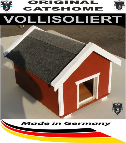catshome katzenh user vollisoliert home of pets alles rund ums haustier. Black Bedroom Furniture Sets. Home Design Ideas