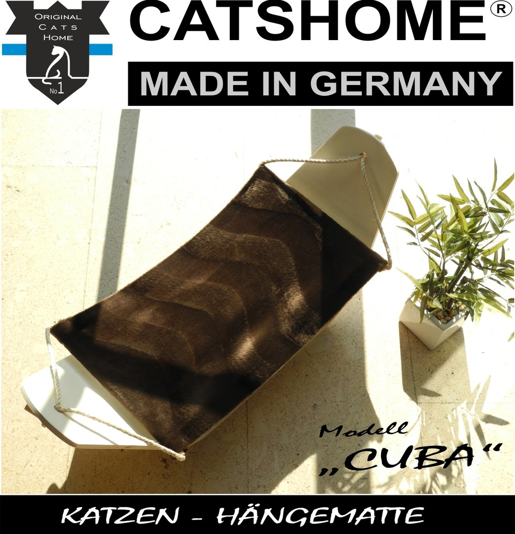 katzenh ngematte catshome katzen h ngematte cuba. Black Bedroom Furniture Sets. Home Design Ideas