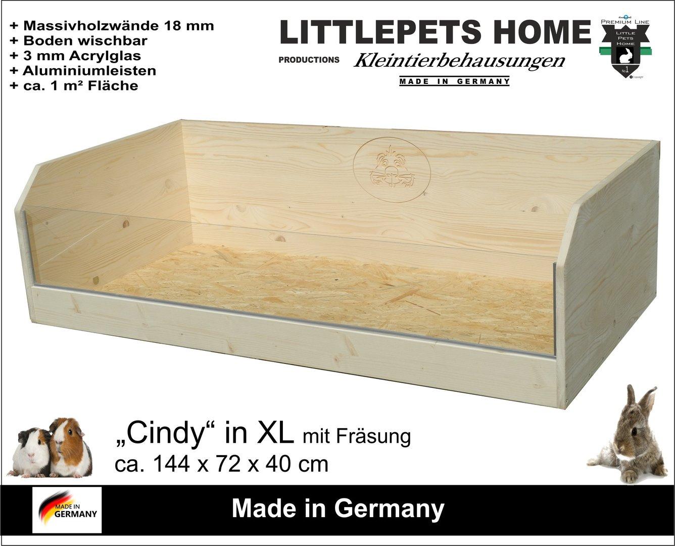meerschweinchengehege cindy hasengehege kleintiergehege. Black Bedroom Furniture Sets. Home Design Ideas